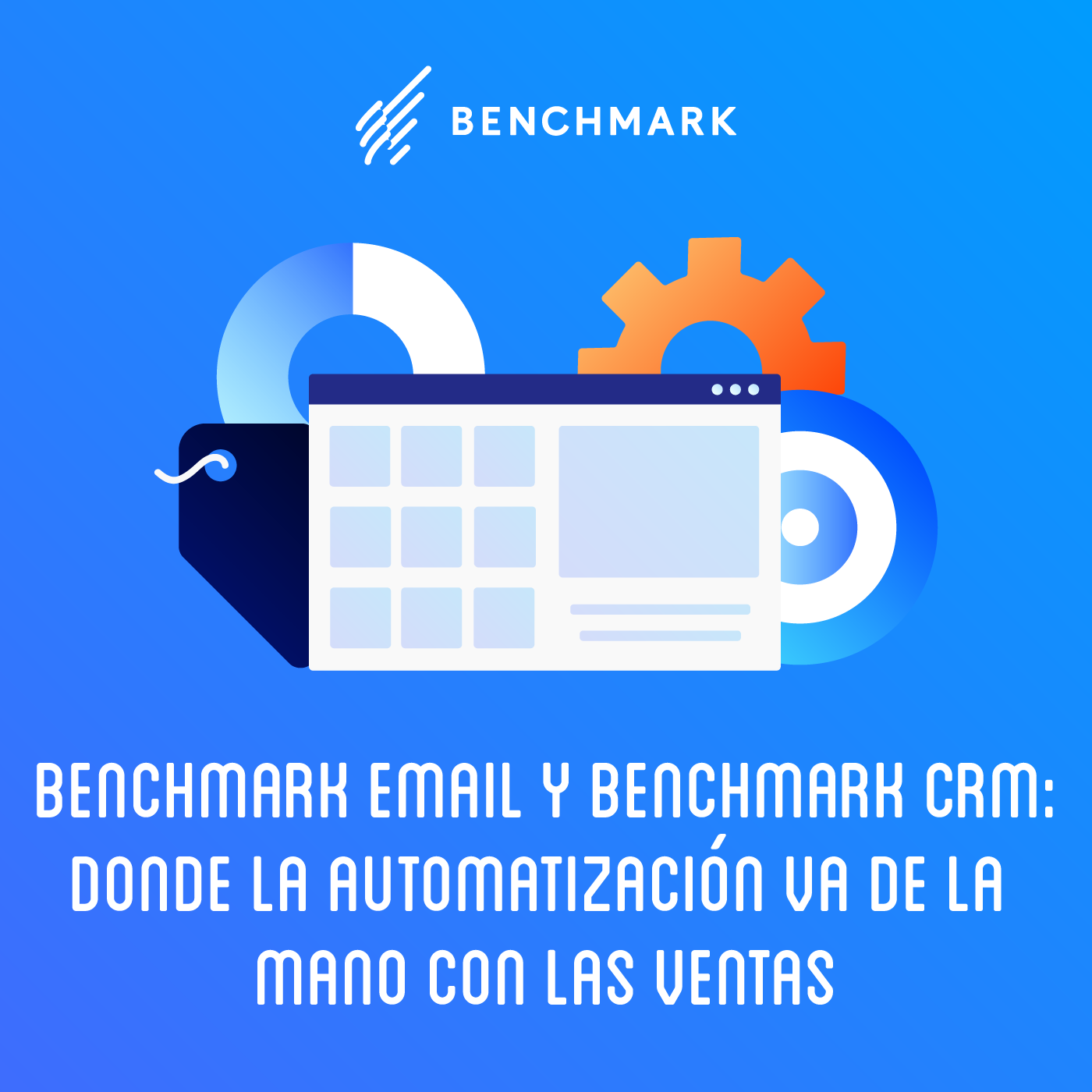 Benchmark Email and CRM - Where Marketing Automation Meets Personal Sales Follow Ups