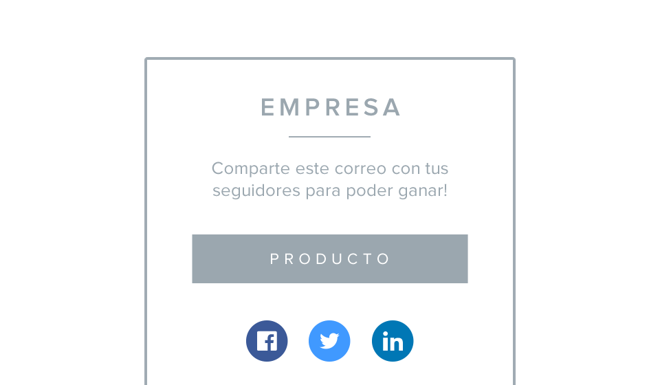 email example ES