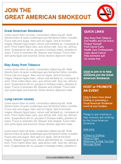Email Templates - July 4th Templates