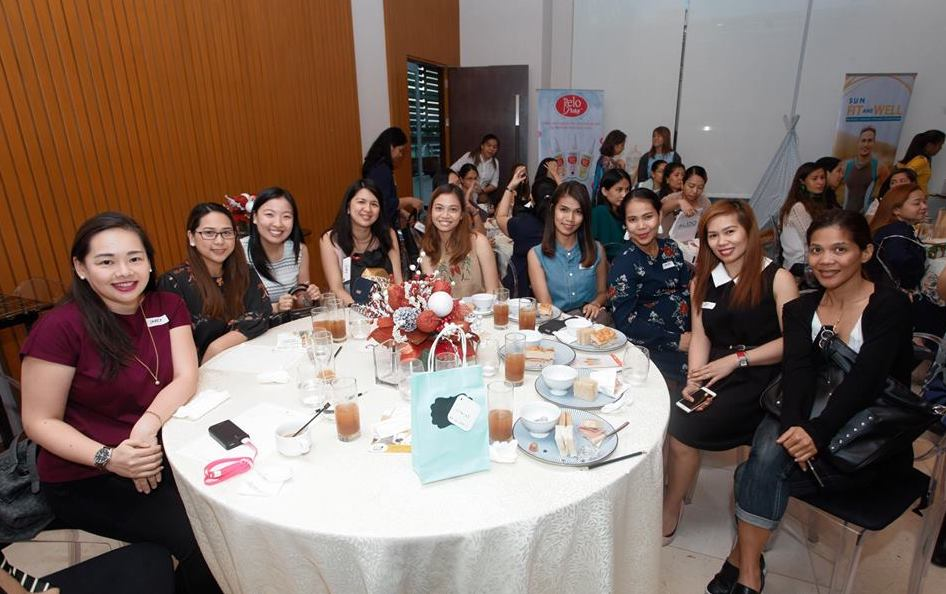 Mommy Mundo Year-End Meet Up