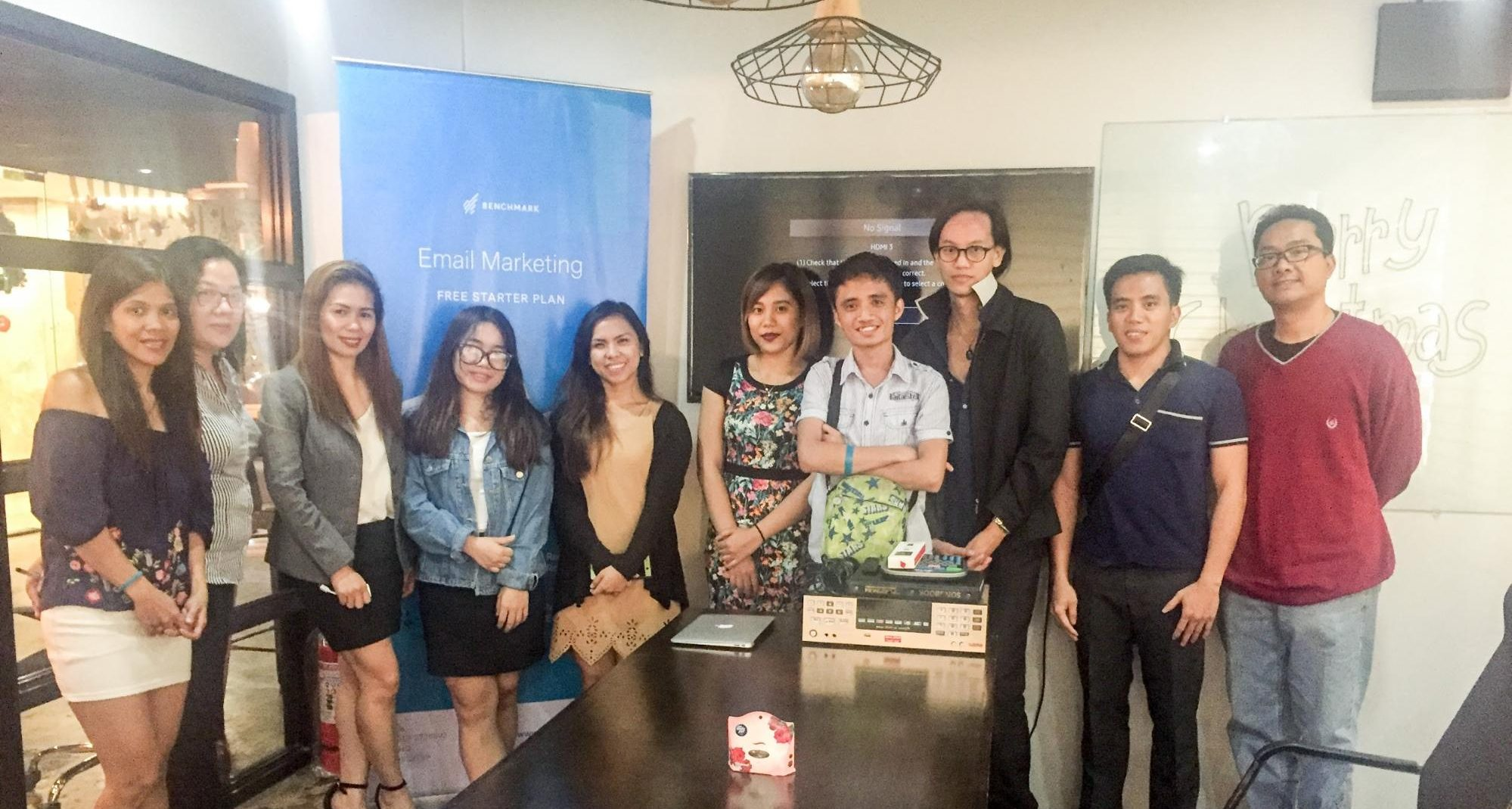 Free email marketing workshop in the Philippines