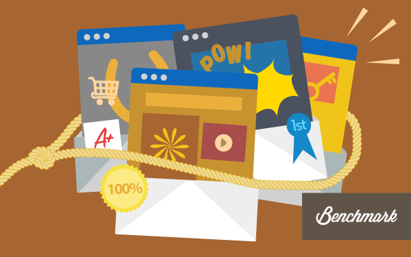 Rounding up the Best Email Designs for Retail, Business and Organizations