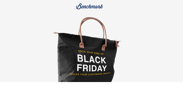 Polling Benchmark Email Subscribers on Their Black Friday & Cyber Monday Plans