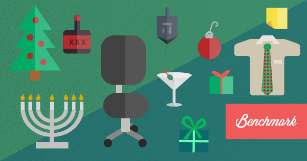 How to Churn an Email Campaign From Your Holiday Party