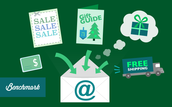One-Off Holiday Email Marketing Ideas for Retail