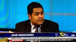 Benchmark Email Managers Interviewed on Univision 34