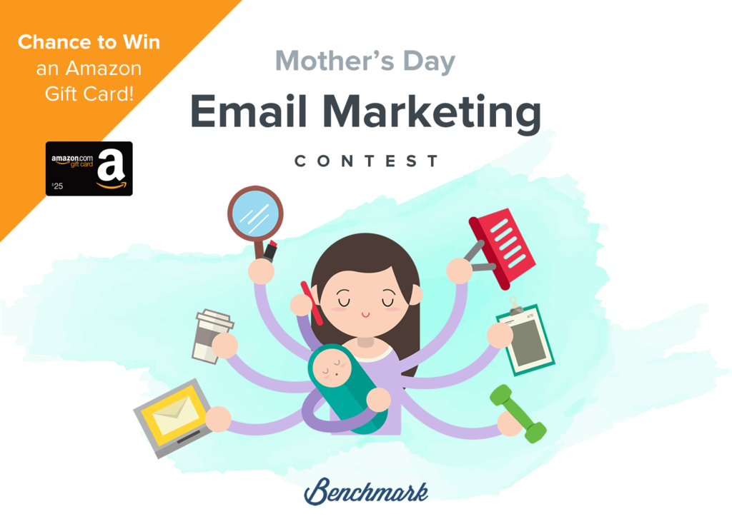 You & Your Customers Can Win An Amazon Gift Card This Mother's Day