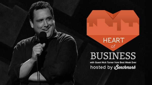 Nick Turner - Heart of Business