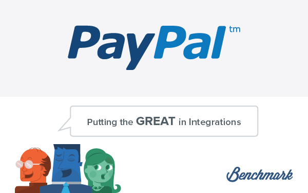 Benchmark Email PayPal Integration