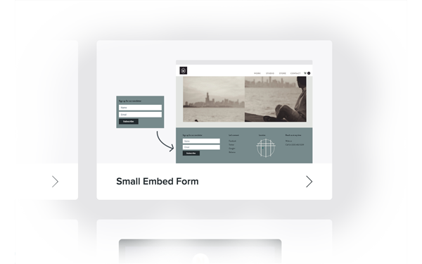 Introducing Small Embed