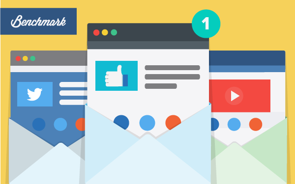 5 Ways to Merge Social Media with Email Marketing