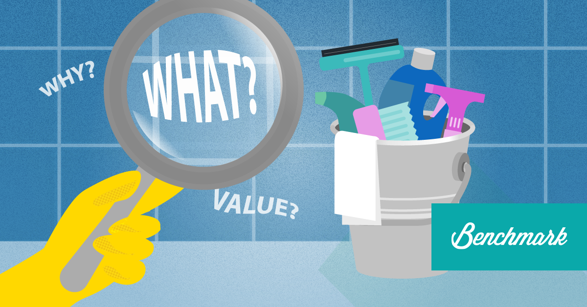 Spring Cleaning Your Content: 5 Ways to Evaluate Each Piece of Content