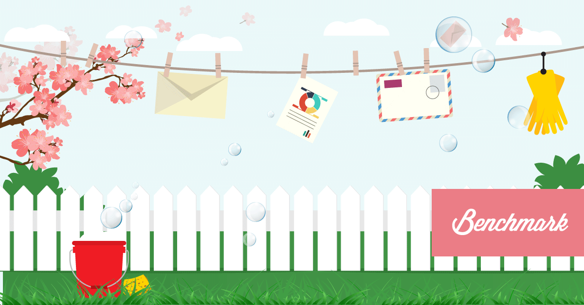 Infografica: Pulizie di Primavera per il tuo Email Marketing