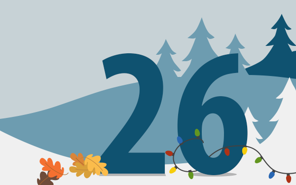 The 26 Thanksgiving/Christmas Days In Email Marketing Statistics