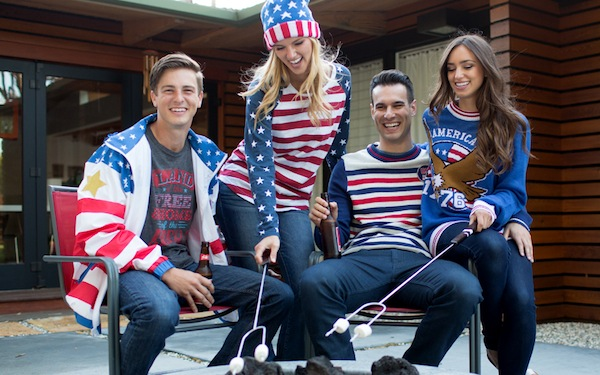 Tipsy Elves Patriotic Apparel