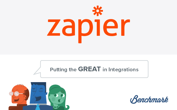 Save Time & Automate with the Benchmark Email Zapier Integration