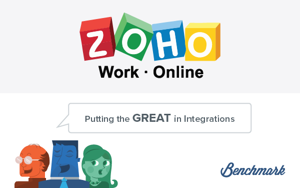 Benchmark Email Zoho Integration