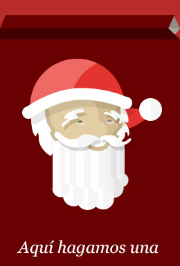 Santa List template - Mobile