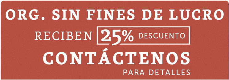 non profit pricing