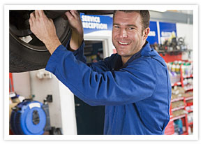 Automotive Repair and Auto Parts Store