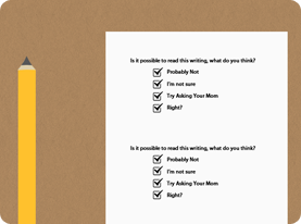 Create Email Surveys