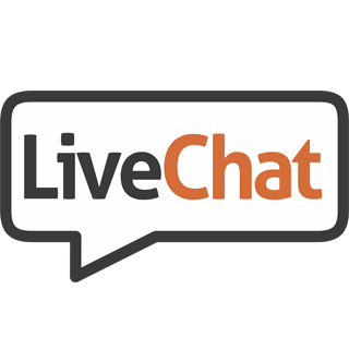 live chat large logo