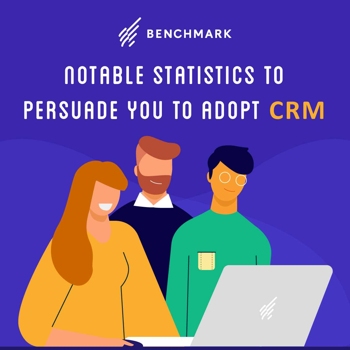 Infographic: Why Adopt CRM