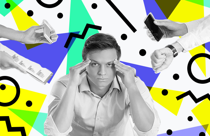 Overwhelmed by work? Use marketing automation.