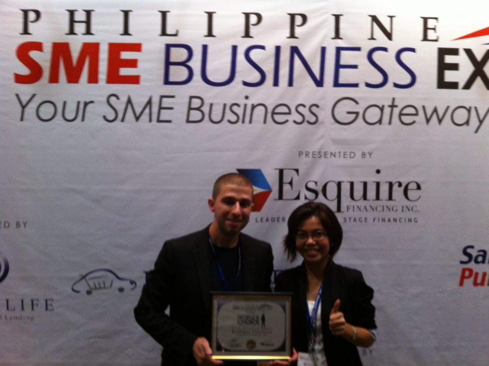 sme business expo award